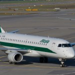 More Alitalia flights between London City and Milan Linate