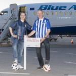 New at Berlin Tegel Airport: Flights to Turin with Blue Air
