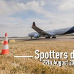Brussels Airport Spotters Day 2016