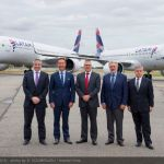 Airbus delivers the Americas' first A320neo to LATAM Airlines Group