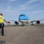 KLM welcomes new Boeing 787 Dreamliner and Embraer 175 today