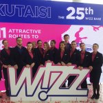 Wizz Air opens 25th base in Kutaisi, Georgia, with seven routes
