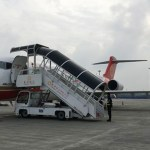 The second China-made ARJ21 aircraft completes the first flight