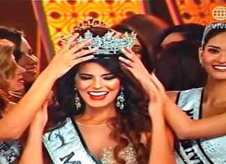 miss peru 2016