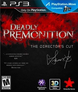 Deadly Premonition (Director's Cut)