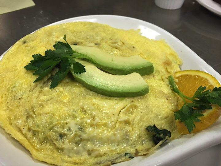 Frittata West Coast