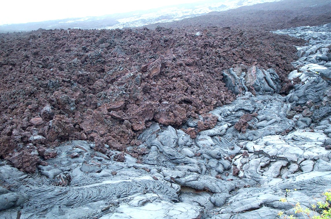 Basalt Silica Content Of : Types of volcanic rocks lava and deposits lucky sci