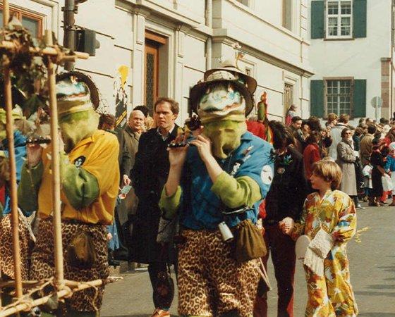 Faasnacht 1985