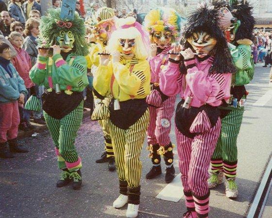 Faasnacht 1989