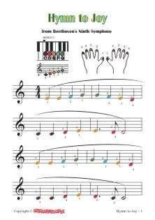 Hymn to Joy – Beethoven's Ninth Symphony