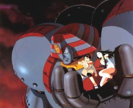 four reasons to watch giant robo 02