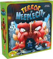 "Three Reasons to Play ""Terror in Meeple City"" (previously called ""Rampage"") a Review"