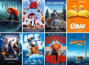 Top 10 animated cg movies