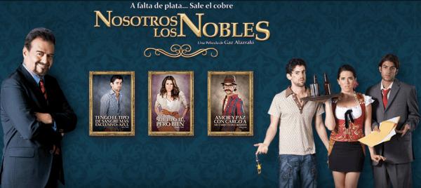Nosotros los Nobles será la película mexicana más taquillera