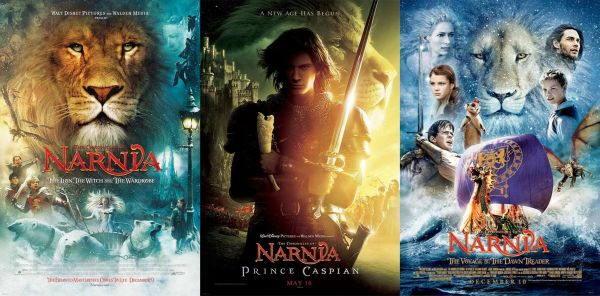 narnia-posters