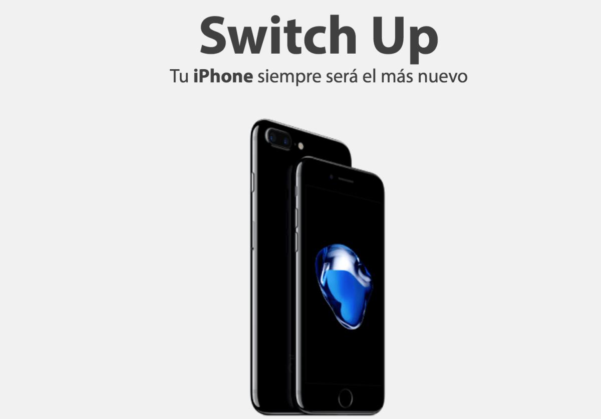 Switch Up, o cómo tener un iPhone nuevo todos los años sin romper el cochinito