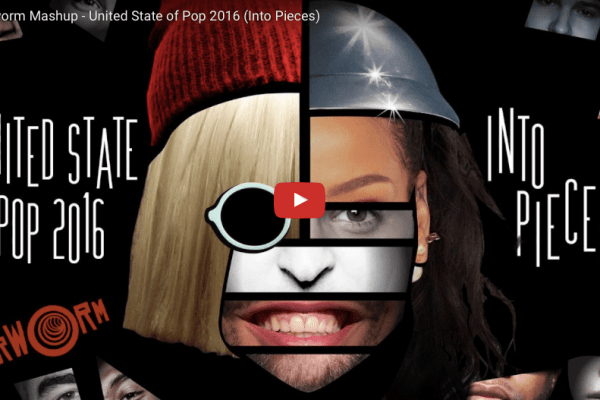 DJ Earworm: United State of Pop - Lo mejor del pop en 2016