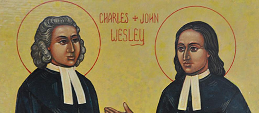 Experiência religiosa dos irmãos Wesley
