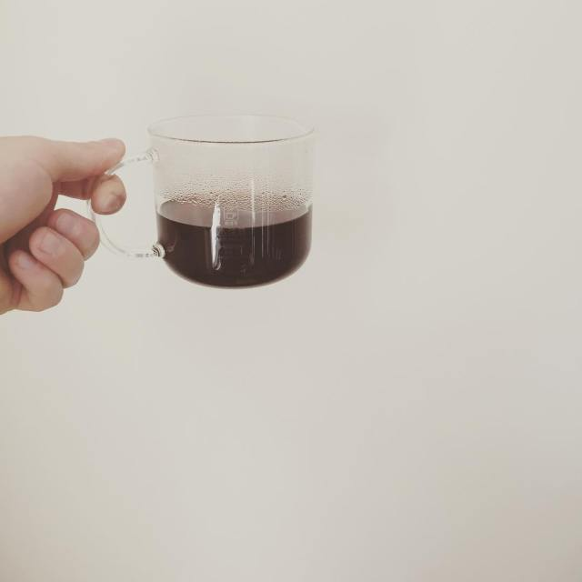 Sunday sipping coffee v60 hario acaia coffee thecoffeeofficina