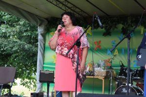 Subačiaus vaikų darželio direktorės sveikinimas Lukonių bendruomenei