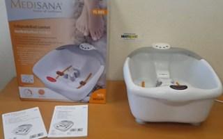 Aparat de masaj Medisana pentru picioare – Detalii si pret
