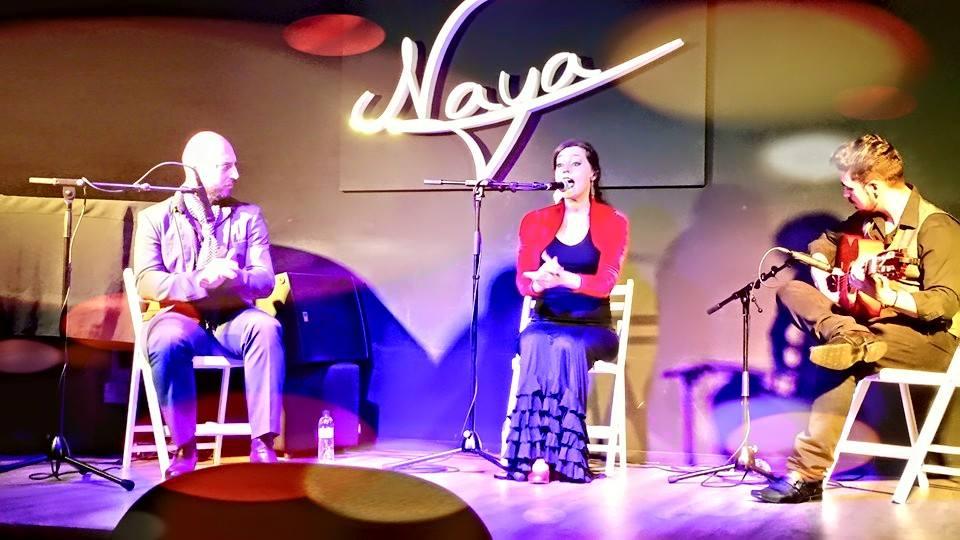 Luna-José Santiago-Sergio Quesada @ Naya 11-4-2015 (1)