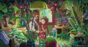 Arrietty e il padre
