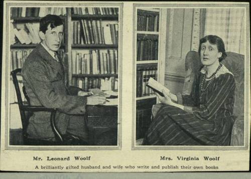 Leonard and Virginia Wolf
