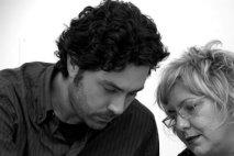 """Massimo e Grazia Bologna Feltrinelli. Presentazione de """"L'amore non si dice"""" aprile 2010"""
