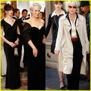 Meryl Streep-Miranda ne Il Diavolo veste Prada