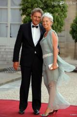 Lagarde all'Eliseo in Chanel