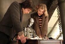 Hugo e Isabelle e l'automa di papà George