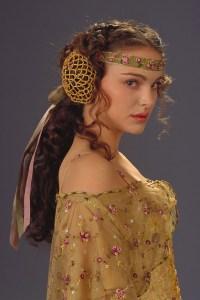 Natalie Portman è la regina Padme