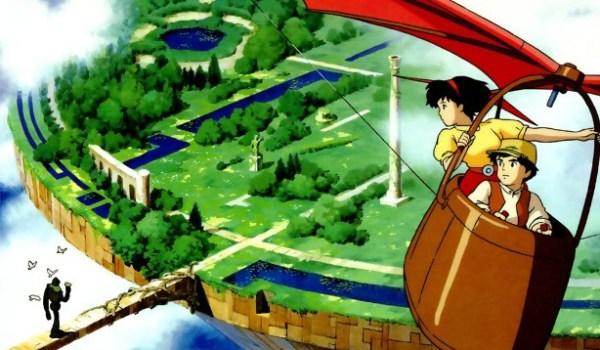 Hayao Miyazaki laputa castle in the sky