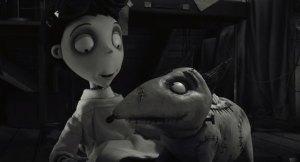 Frankenweenie di Tim Burton