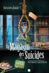 The suicide Shop di Patrice Leconte
