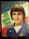 1982 Larios in copertina de l'Onze (che significa Undici)