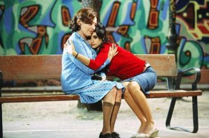 Carmen Maura e penelope Cruz in Volver di pedro almodovar