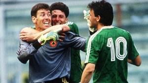 irlanda ai quarti a italia 90