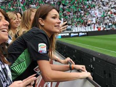 wags italiane capitanate da Alena Seredova