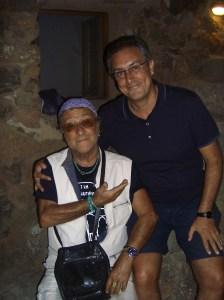 Mario Sesti e Lucio Dalla