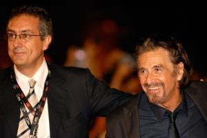 Mario Sesti e Al Pacino