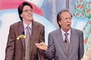 Renzi a 19 anni con Mike Bongiorno