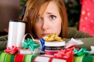 facce tristi dopo regali orrendi