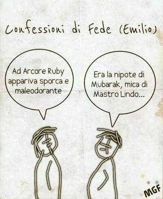 confessioni di emilio fede ruby