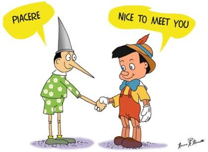 Pinocchio-Bozzetto