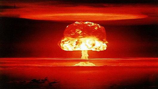 Risultati immagini per immagini di una bomba atomica