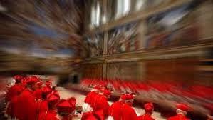 conclave sfocato