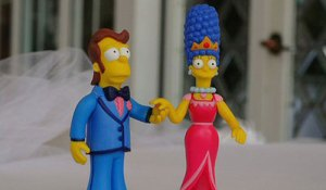 The Simpsons sposi