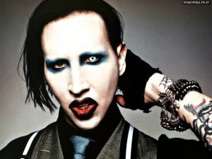 Brian Hugh Warner, in arte Marilyn Manson